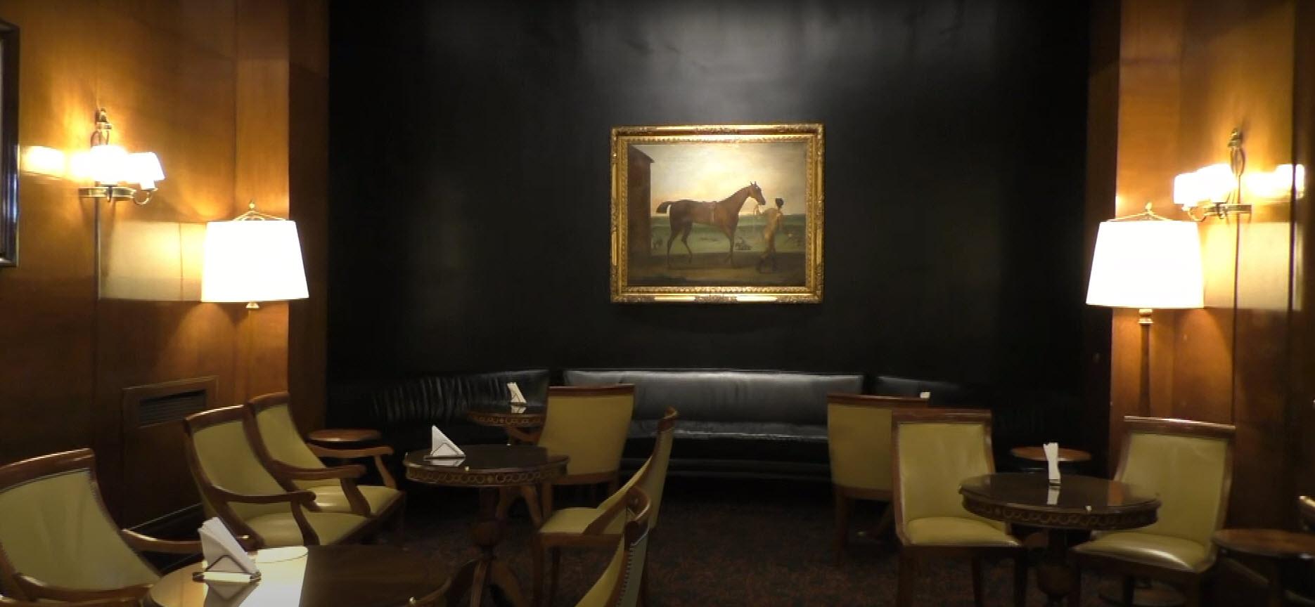 , Bar del Hotel Marriott Plaza Buenos Aires